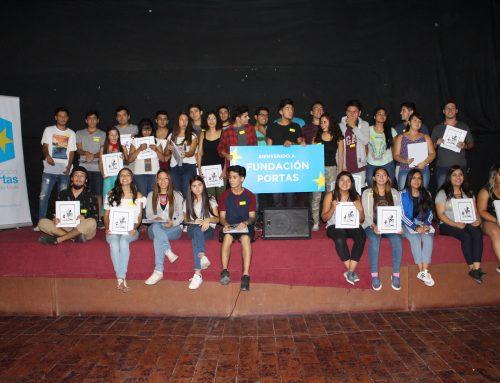 Bienvenida Generación 2017