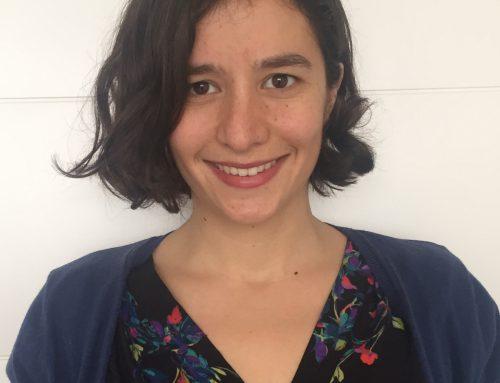 María Cecilia, voluntaria Portas: Ayudando a nivelar la cancha
