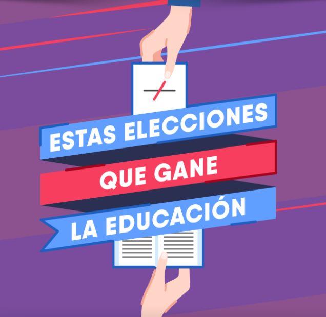 Gane quien gane, que gane la educación