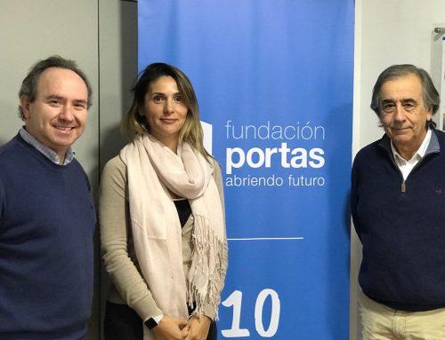 Carla Muttoni asume como nueva integrante del directorio de Fundación Portas