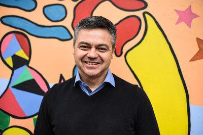 Claudio Orrego Mora