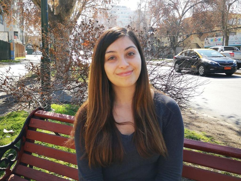 Javiera González: Nunca pensé en dejar la universidad, era mi herramienta para salir a adelante
