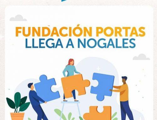 Fundación Portas llega a Nogales