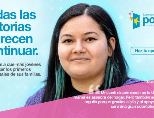 FundaciónPortaslanzó campaña decolectavirtual para apoyar a cientos de jóvenes en la educación superior.