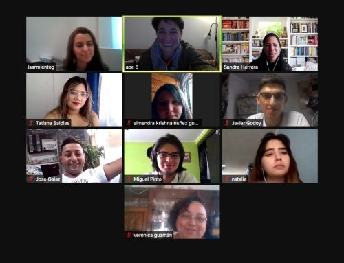 Fundación Portas hace talleres en sedes Inacap en todo Chile