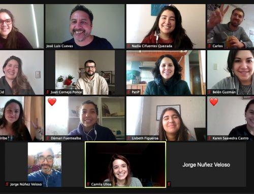 Equipo de Fundación Portas realizó taller de compasión
