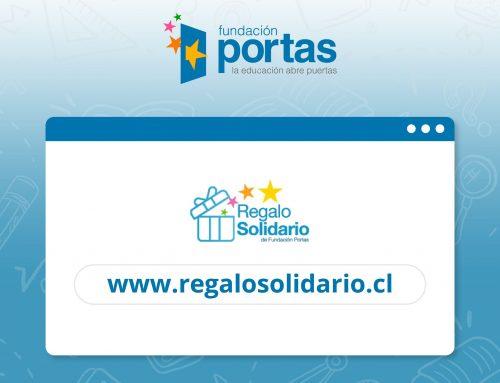 Fundación Portas lanza regalosolidario.cl